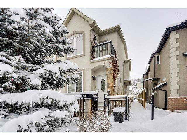 MLS® #C4096915 - #2 718 56 AV Sw in Windsor Park Calgary