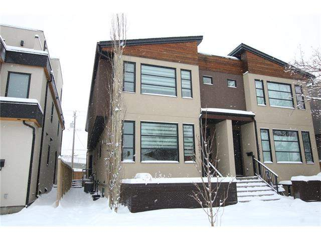 MLS® #C4098354 - #1 2422 24a ST Sw in Richmond Calgary