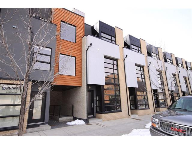 MLS® #C4099293 - 1033 1 AV Ne in Bridgeland/Riverside Calgary