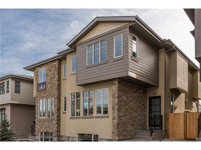 MLS® #C4099501 - 2345 22 AV Sw in Richmond Calgary