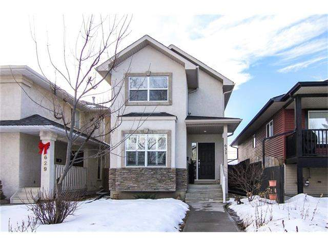 MLS® #C4099710 - 631 51 AV Sw in Windsor Park Calgary