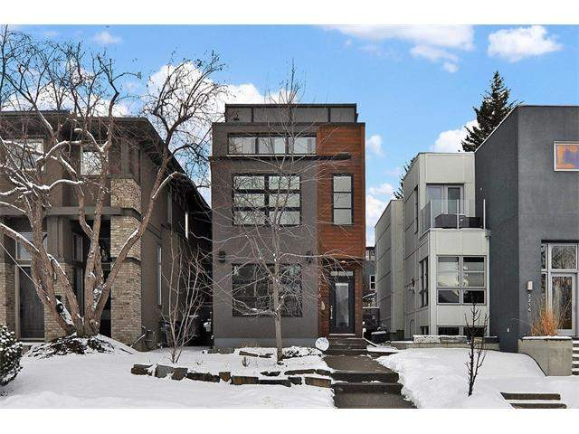 MLS® #C4101842 - 2218 31 AV Sw in Richmond Calgary
