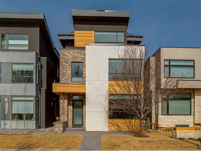 MLS® #C4102420 - 1628 Broadview RD Nw in Hillhurst Calgary, Detached