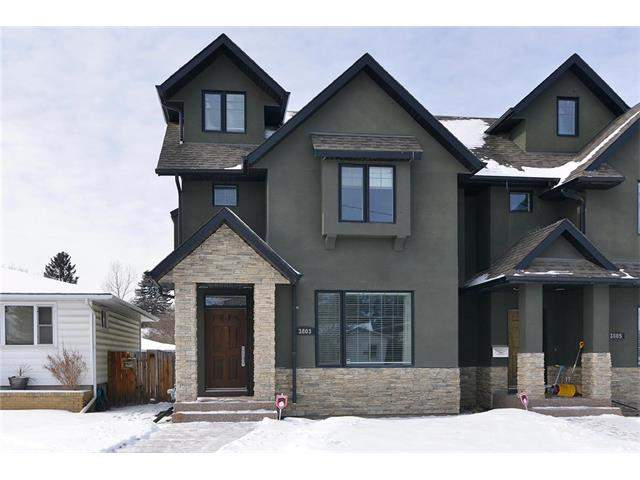 MLS® #C4103928 - 3803 1 ST Nw in Highland Park Calgary