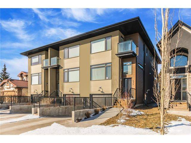 MLS® #C4104475 - 414 25 AV Ne in Winston Heights/Mountview Calgary