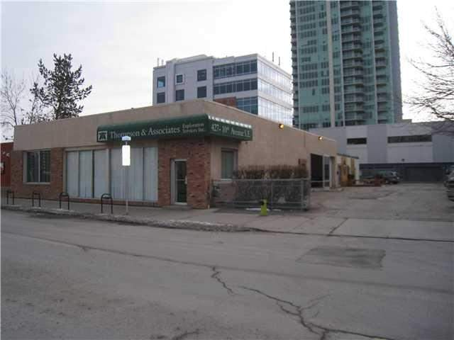 MLS® #C4107038 - 427 10 AV Se in Beltline Calgary, Commercial