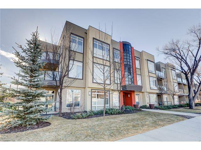 MLS® #C4107469 - #207 540 34 ST Nw in Parkdale Calgary