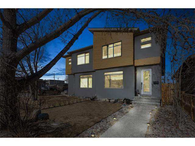 MLS® #C4107475 - 602 34 AV Ne in Winston Heights/Mountview Calgary