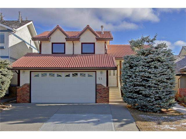 MLS® #C4109052 - 71 Strathaven Ci Sw in Strathcona Park Calgary, Detached