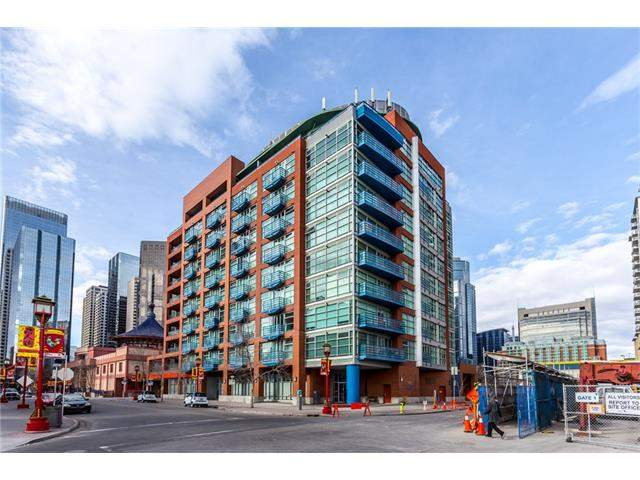 MLS® #C4109256 - #701 205 Riverfront AV Sw in Downtown Commercial Core Calgary