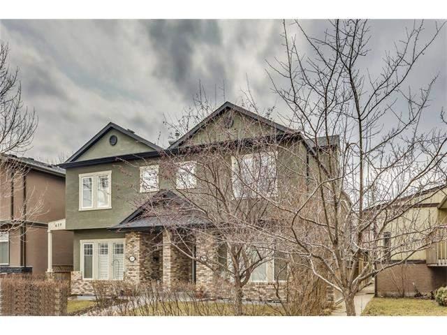 MLS® #C4110290 - #1 427 10 AV Ne in Renfrew Calgary