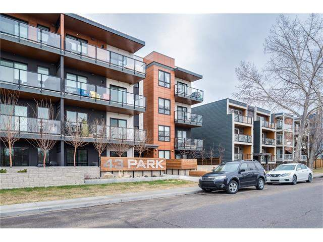 MLS® #C4110438 - #408 811 5 ST Ne in Renfrew Calgary