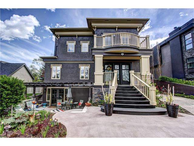 MLS® #C4110458 - 2222 13 ST Sw in Upper Mount Royal Calgary