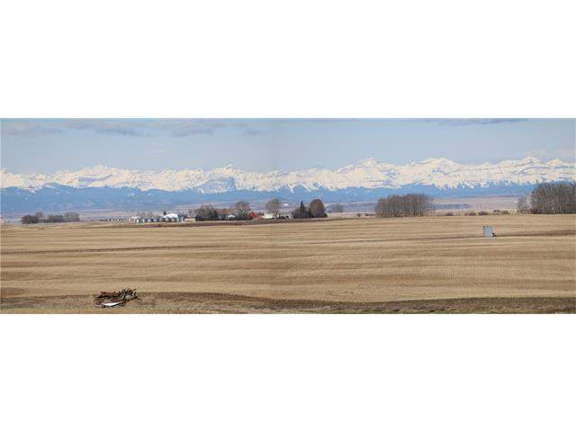 North Of Blackie 304 ST E.  434 Ave. in None Rural Foothills M.D.-MLS® #C4110926