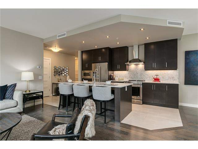 MLS® #C4111310 - #205 145 Burma Star RD Sw in Currie Barracks Calgary, Apartment
