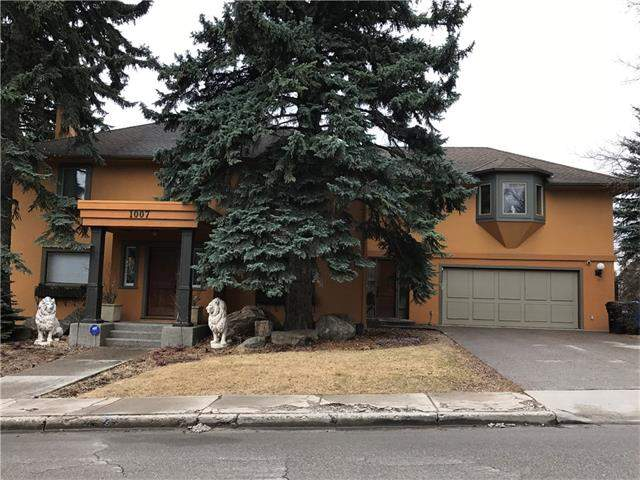 MLS® #C4111695 - 1007 Hillcrest AV Sw in Upper Mount Royal Calgary