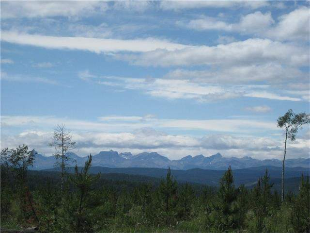 MLS® #C4112303 - Larsen Pasture Rd in None Rural Bighorn M.D., Land