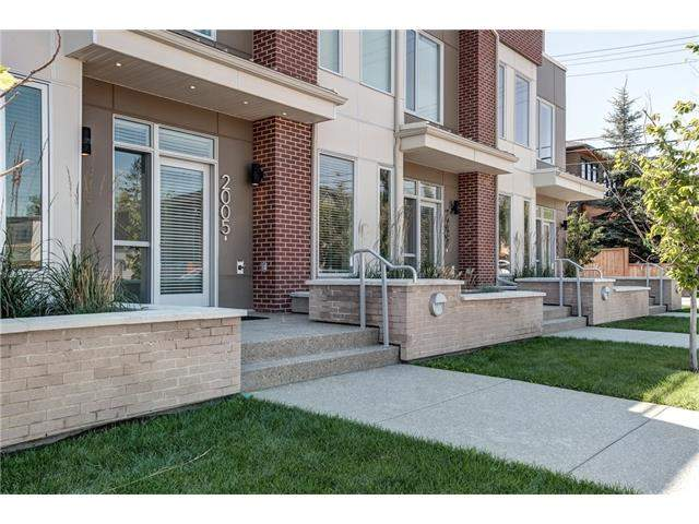 MLS® #C4112406 - 2005 1 AV Nw in West Hillhurst Calgary