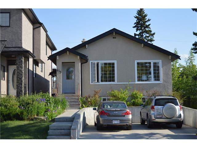 MLS® #C4112440 - 413 27 AV Ne in Winston Heights/Mountview Calgary
