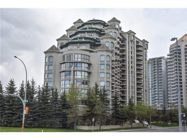 MLS® #C4116261 - #308 1108 6 AV Sw in Downtown West End Calgary, Apartment