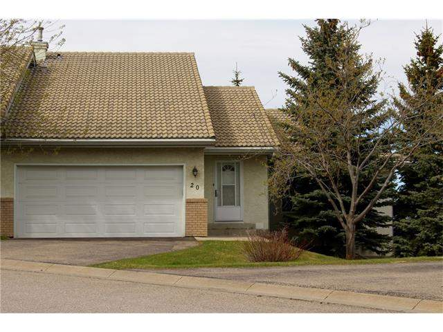 MLS® #C4116949 - #20 5790 Patina DR Sw in Patterson Calgary, Attached