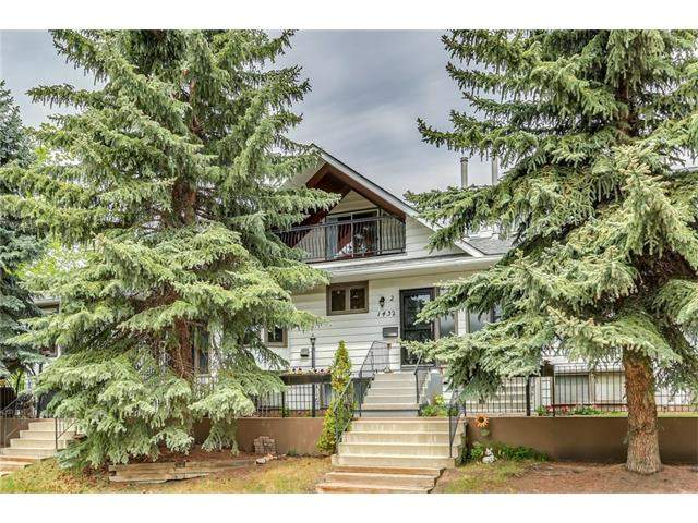 MLS® #C4118691 - #2 1432 96 AV Sw in Haysboro Calgary, Attached