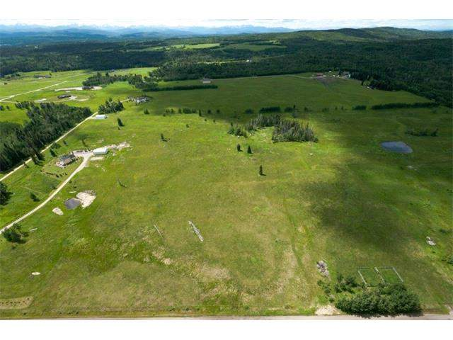 MLS® #C4118920 - 256 St. Near Priddis in None Rural Foothills M.D., Land