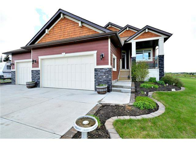 MLS® #C4118977 - 264039 Camden Dr in None Rural Rocky View County, Detached