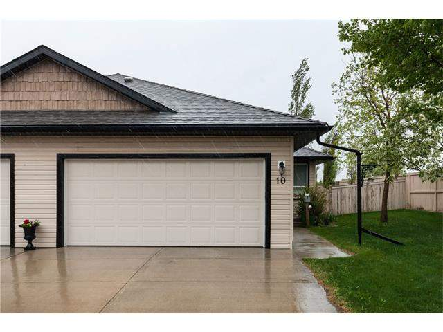 MLS® #C4119260 #10 103 Fairways DR Nw T4B 2T5 Airdrie