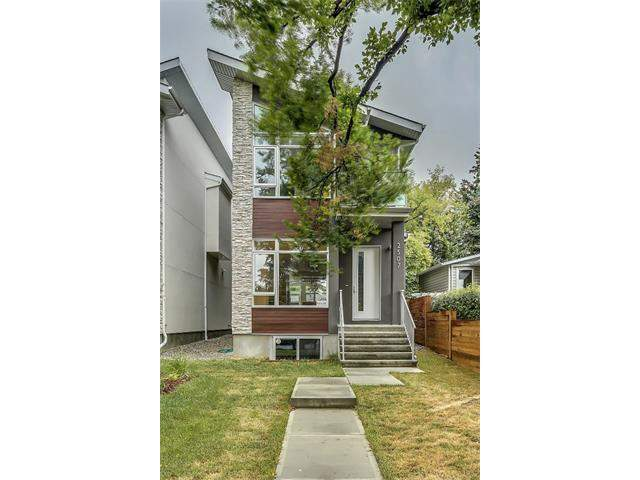 MLS® #C4119780 - 2507 16a ST Nw in Capitol Hill Calgary, Detached
