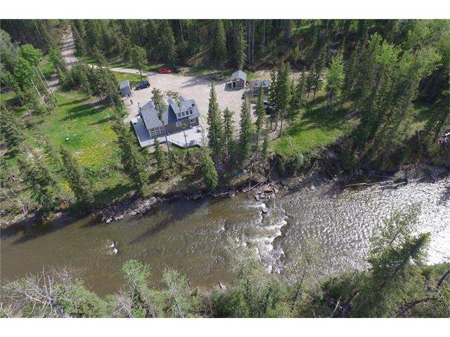 MLS® #C4119940 - 30502 Range Road 5.5 in None Rural Mountain View County, Detached