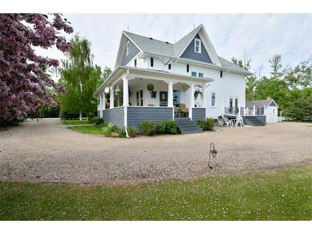 MLS® #C4120619 - 234039 Rr234 in None Rural Wheatland County, Detached