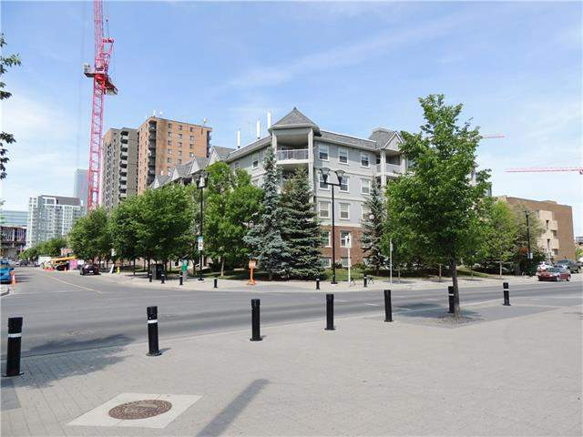 MLS® #C4120860 - #311 630 8 AV Se in Downtown East Village Calgary