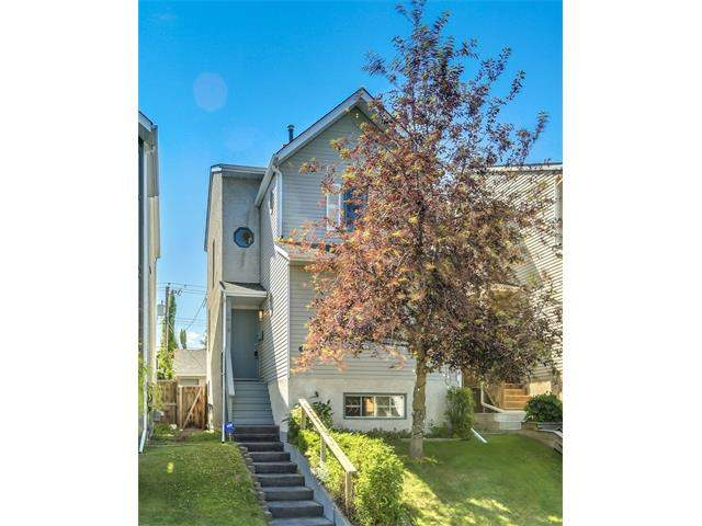 MLS® #C4121970 - 3629 1 ST Sw in Parkhill Calgary, Detached