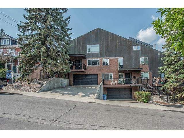 MLS® #C4124496 - #5 1205 Cameron AV Sw in Lower Mount Royal Calgary, Attached