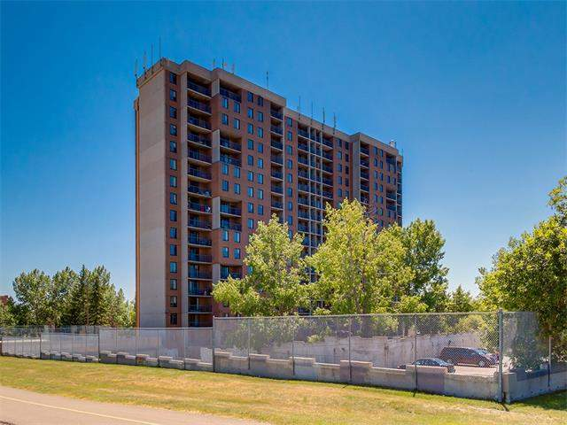 MLS® #C4126114 - #1711 4944 Dalton DR Nw in Dalhousie Calgary, Apartment