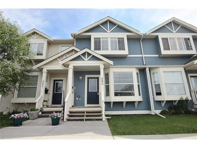 MLS® #C4126235 #502 703 Luxstone Sq Sw T4B 0A3 Airdrie