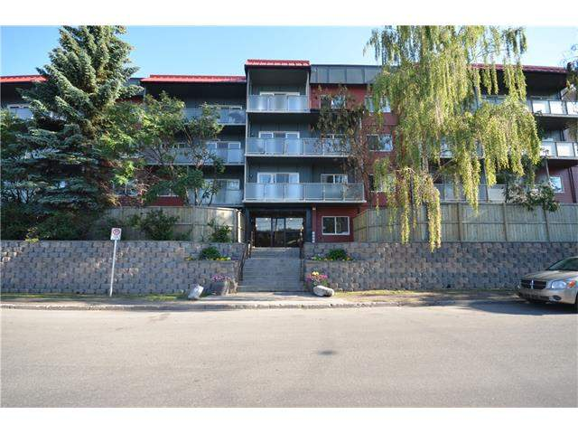 MLS® #C4126941 - #217 335 Garry CR Ne in Greenview Calgary, Apartment