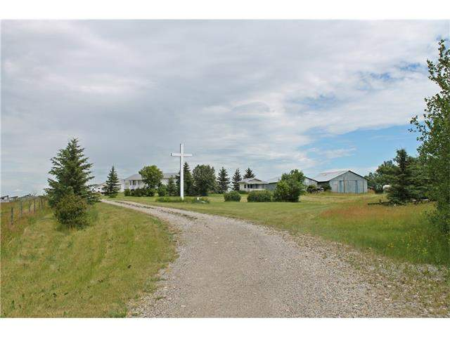 MLS® #C4127124 232134 Rge RD 284  Rural Rocky View County Alberta