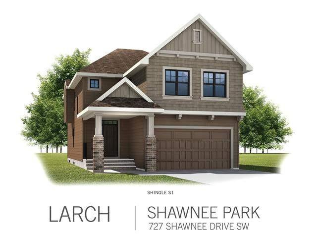 MLS® #C4129277 - 727 Shawnee DR Sw in Shawnee Slopes Calgary, Detached