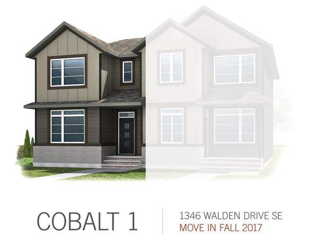 MLS® #C4130375 - 1346 Walden DR Se in Walden Calgary, Attached