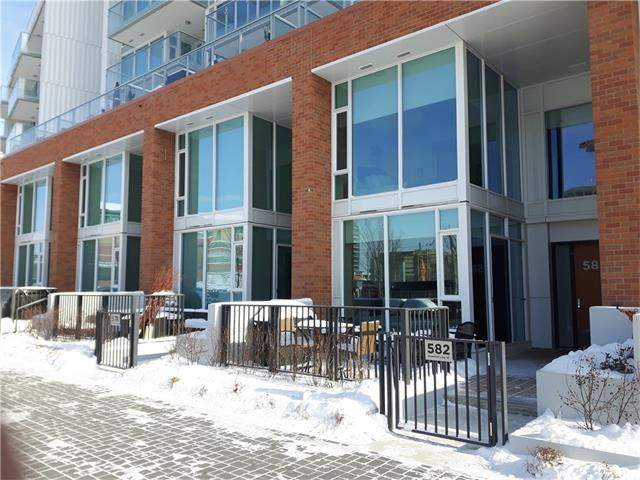 MLS® #C4130670 - 582 Riverfront Ln Se in Downtown East Village Calgary