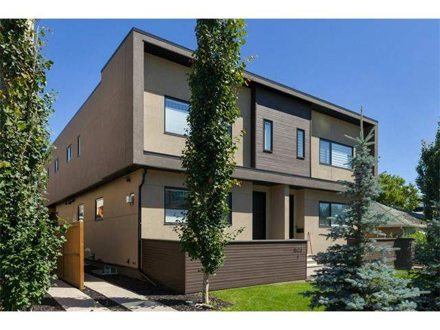 MLS® #C4130922 - #2 1808 Kensington RD Nw in Hillhurst Calgary, Attached