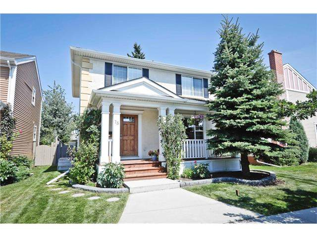 MLS® #C4131766 - 78 Couture CR Sw in Garrison Green Calgary, Detached