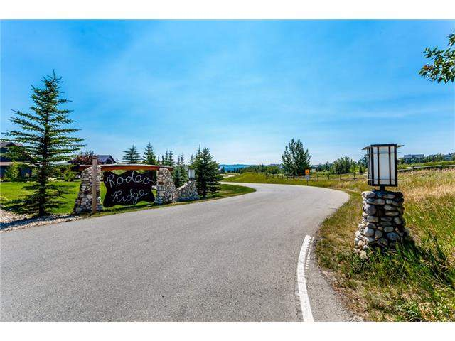 423 Rodeo Rg, Rural Rocky View County  Springbank Links homes for sale