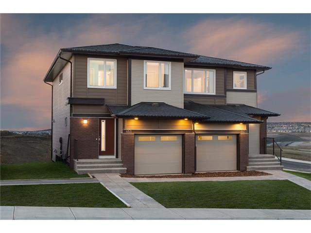 MLS® #C4133148 - 209 Hillcrest Rd in Hillcrest Airdrie, Attached