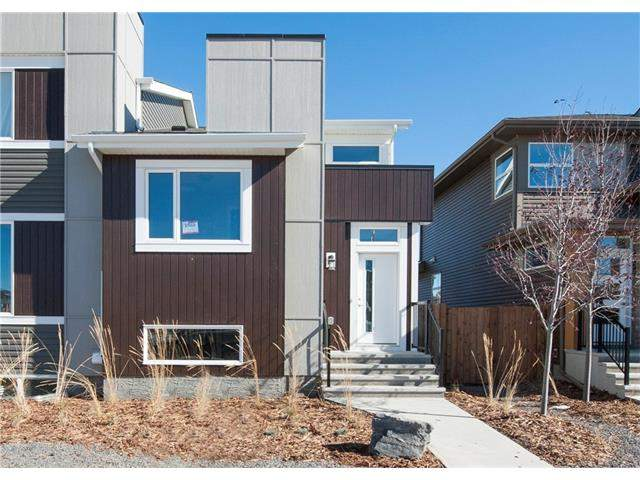 MLS® #C4133313 - 1560 Cornerstone Bv Ne in Cornerstone Calgary, Attached
