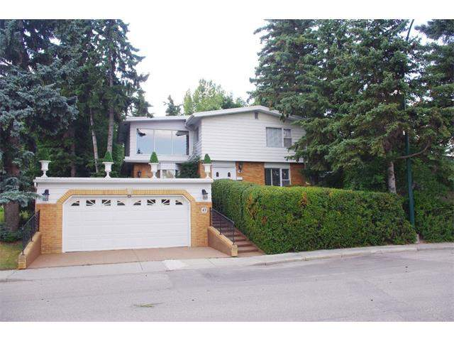 Southwood real estate listings 43 Snowdon CR Sw, Calgary
