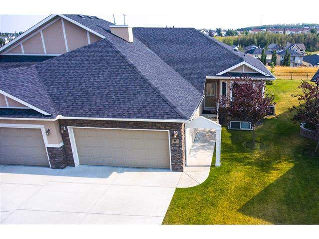 MLS® #C4133984 - 11 Sheep River Vw in Sheep River Ridge Okotoks, Attached