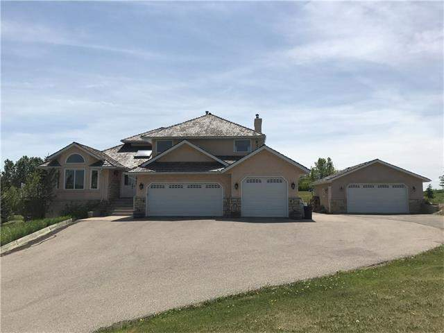 MLS® #C4135117 - 11 Country Lane Dr in Country Lane Estates Rural Rocky View County, Detached